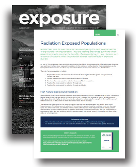 Radiation Exposed Populations